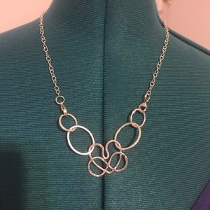 """Handcrafted """"Mama Metal"""" necklace"""